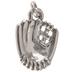 Baseball Glove Charm
