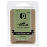 Sage Teakwood Fragrance Cubes