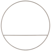 Steel Ring With Bar