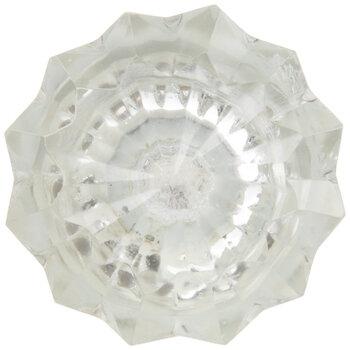 Daisy Flair Glass Knob