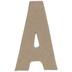 Paper Mache Letter A - 4