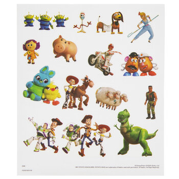 Toy Story 4 Pop Up Stickers