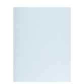 "Light Blue Textured Cardstock Paper - 8 1/2"" x 11"""