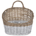 Two-Tone Wall Basket - Large
