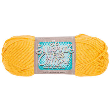Curry I Love This Cotton Yarn
