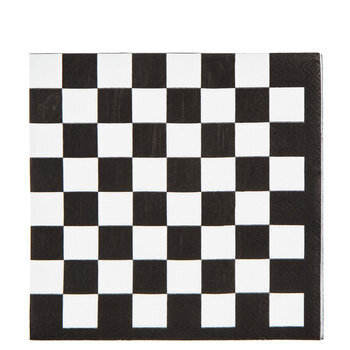 Checkered Flag Napkins