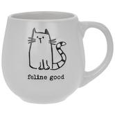 Feline Good Cat Mug