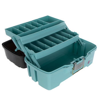 Two-Tray Sewing Box