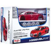Audi R8 V10 Plus Die-Cast Model Kit