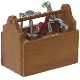 Miniature Caddy & Tools