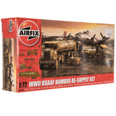 WWII USAAF Bomber Re-Supply Model Kit