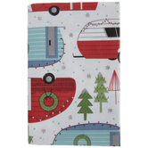 Christmas Campers Tablecloth