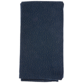Navy & Gold Fleck Cloth Napkins
