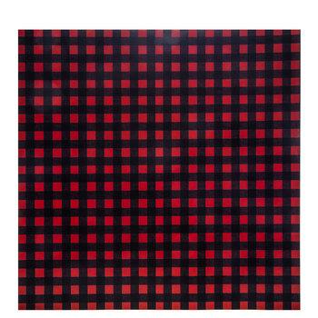 Red & Black Self-Adhesive Vinyl