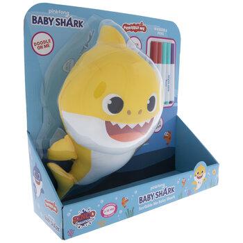 Scribble Me Baby Shark
