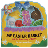 My Easter Basket Book