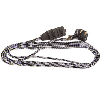 Three Outlet Extension Cord