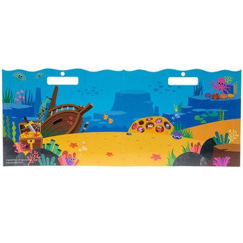 Baby Shark Sticker Play Scene
