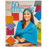 50 Tunisian Stitches Crochet Book