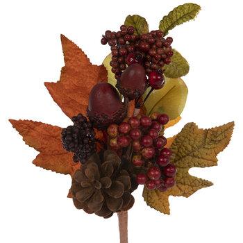 Berries & Leaves Fall Pick