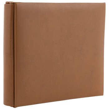 "Camel Vinyl Post Bound Scrapbook Album - 6"" x 6"""
