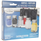 Primary Acrylic Paint Set - 10 Pieces
