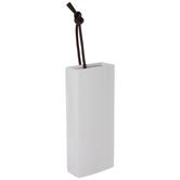Herringbone Wall Vase