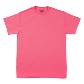 Safety Pink Adult T-Shirt - Medium