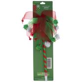 Striped Jingle Bells Pen