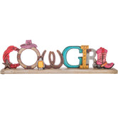 Cowgirl Decor