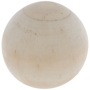 Wood Decorative Sphere