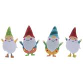 Gnome Felt Stickers