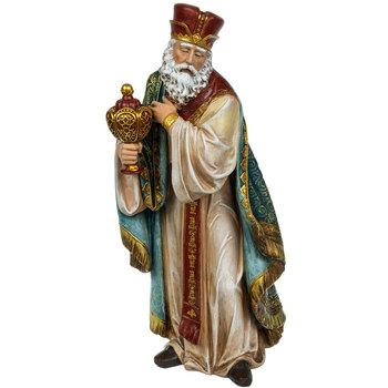 First Wiseman Nativity Statue