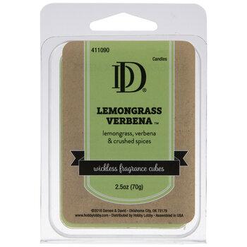 Lemongrass Verbena Fragrance Cubes