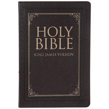 KJV Large Print Thinline Holy Bible