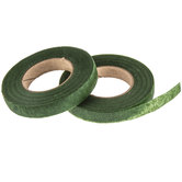 Moss Green Floral Stem Wrapping Tape