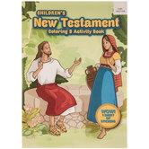 Children's New Testament Coloring & Activity Book