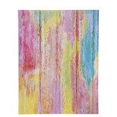 "Multi-Color Wood Scrapbook Paper - 8 1/2"" x 11"""