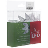 White Diamond Cut LED Lights