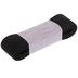 Black Braided Extra Long Elastic - 1