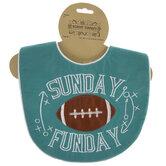 Sunday Funday Baby Bib