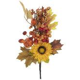 Sunflower & Berries Pick