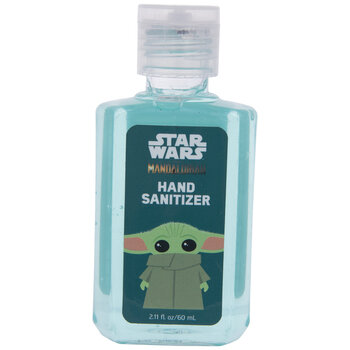 Baby Yoda Mandalorian Hand Sanitizer