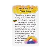 You Can Do Anything Wallet Card