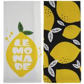 Lemonade Kitchen Towels