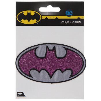 Batgirl Iron-On Applique