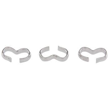 Double Open Rings - 8mm