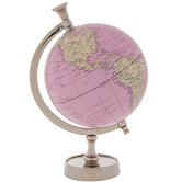 Pink & Cream Globe