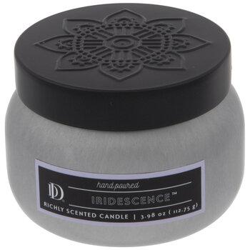 Iridescence Candle Tin