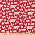 Chicken Wire Farm Animal Cotton Calico Fabric